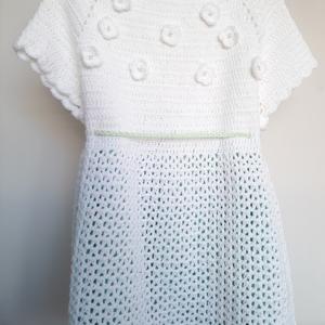 Άσπρο Φορεματάκι