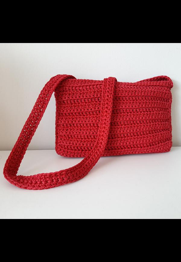 Κόκκινη τσάντα