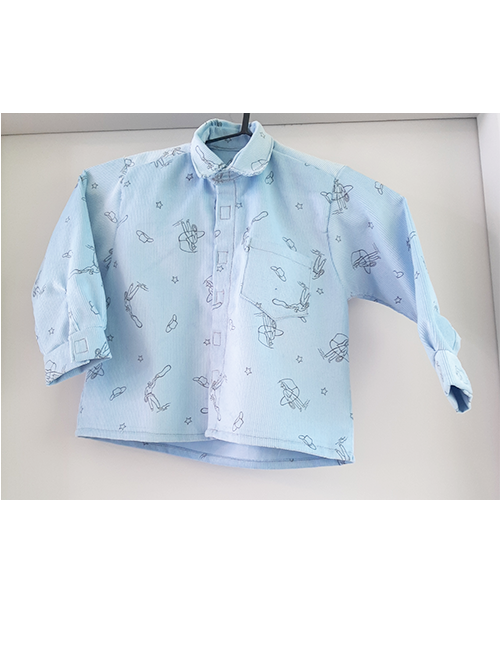 Υφασμάτινο πουκαμισάκι