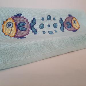Πετσέτες Μπάνιου ψάρια